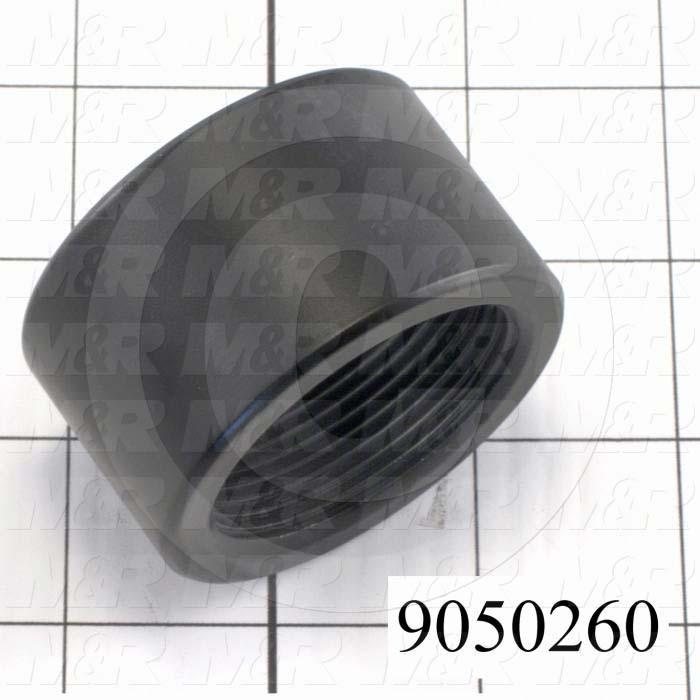 Fabricated Parts, Stroke Regulator Bushing, 1.31 in. Length, 2.25 in. Diameter
