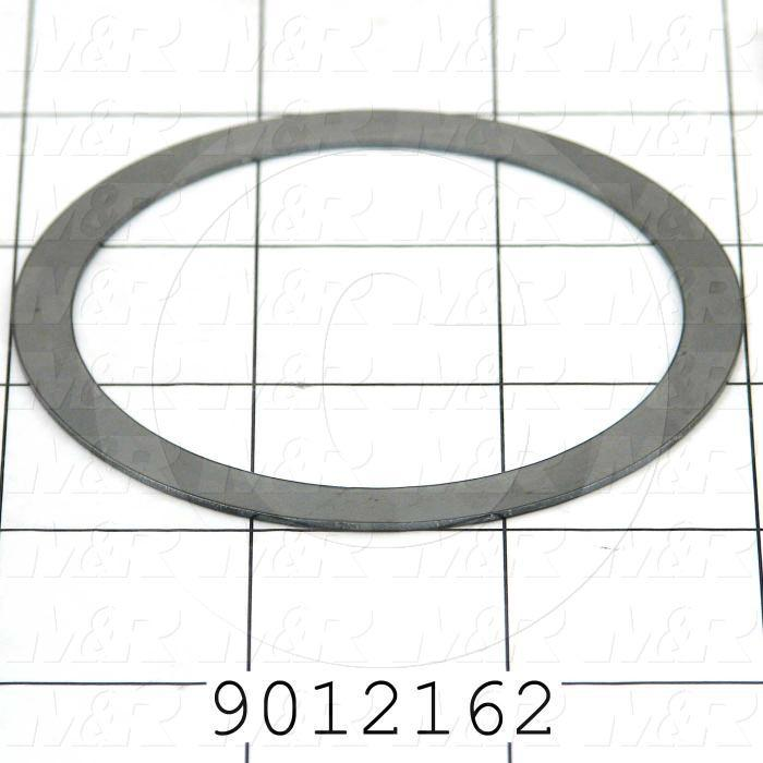 "Fabricated Parts, Tension Spacer 3""Od, 3.00 in. Diameter, 20 GA Thickness"