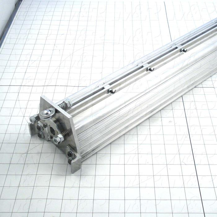 Fabricated Parts, UV Lamp Assembly
