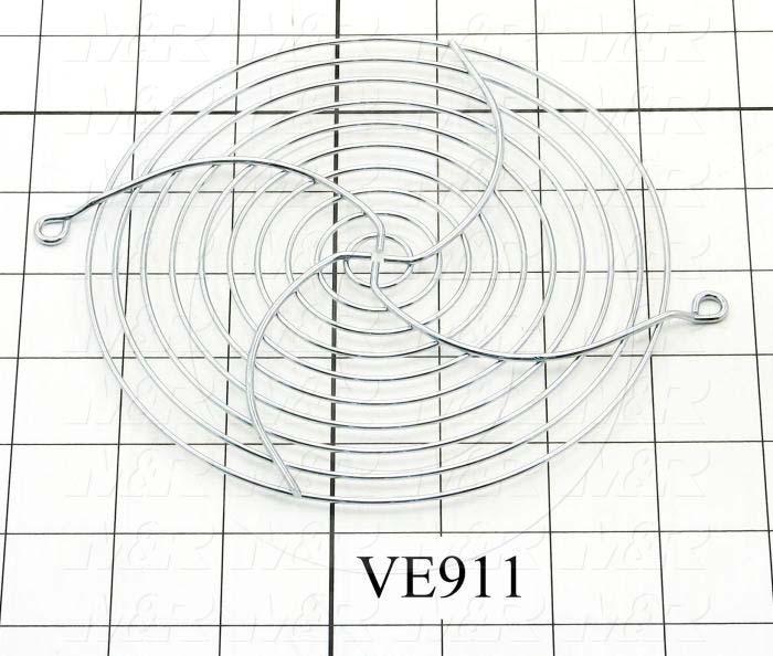 Fan Guard, 172mm, 2 Positions
