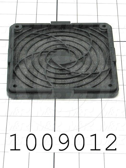 1009012 Fan Guard 4 Quot With Filter M Amp R Nuarc