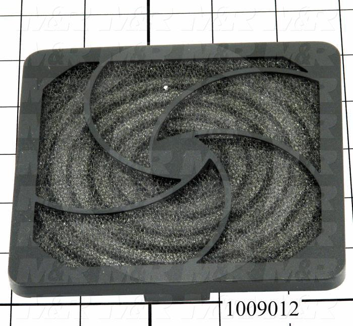 """Fan Guard, 4"""", with Filter"""