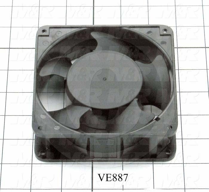 Fans, Axial Fan, 230VAC, 50/60Hz