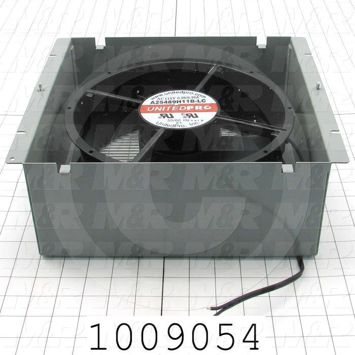Fans, Fan Package, 115VAC, 560CFM