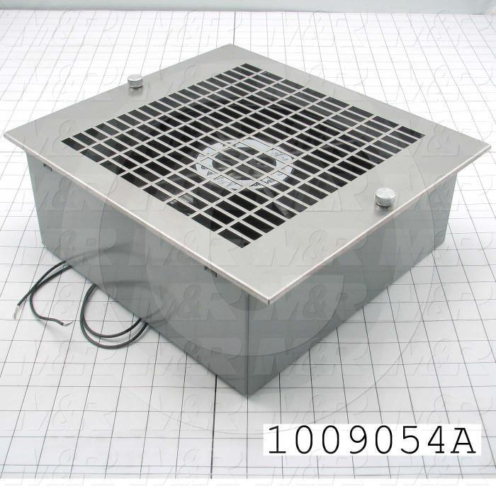 Fans, Fan Package, 230VAC, 560CFM