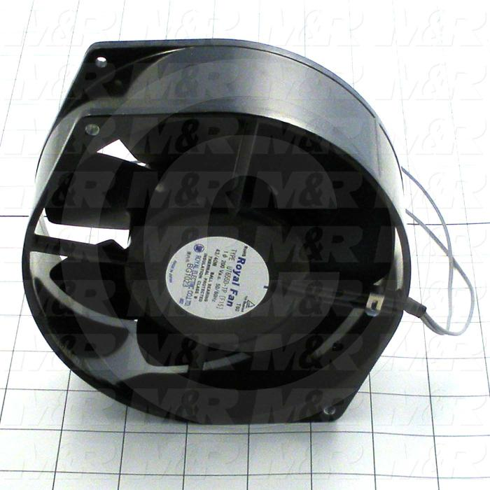 Fans, Replacement Fan, Use For Servo Motor 1008150L