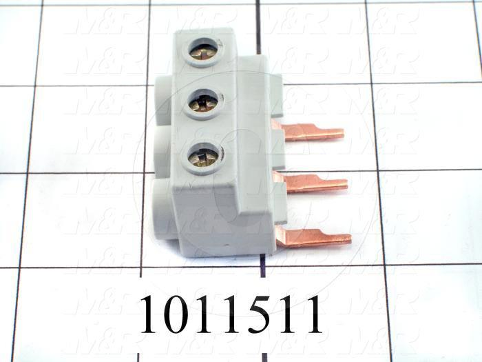 Feeder Lugs, Connect Above 63A, Max 6AWG Wire, 3RV101/102