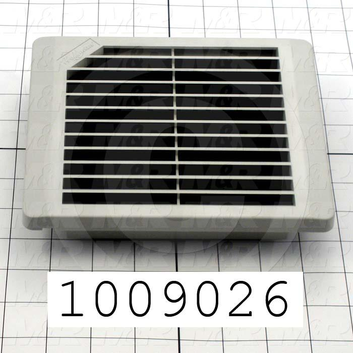 Filter and Grill, 160x187mm