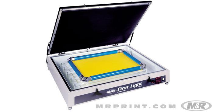 First Light UV Fluorescent Screen Exposure System