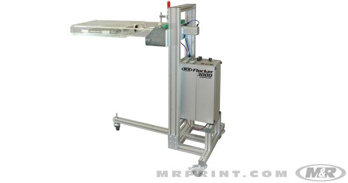 Flocker 3000 T-Shirt Flocking Machine