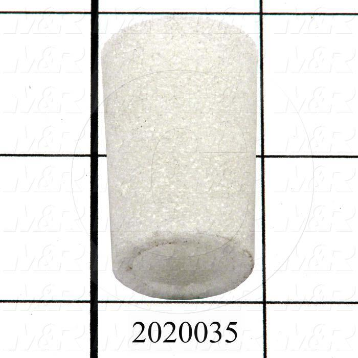 """FLR Accessories, 1/2""""Micron Air Filter"""