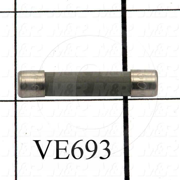 Fuse, 250VAC, 20A