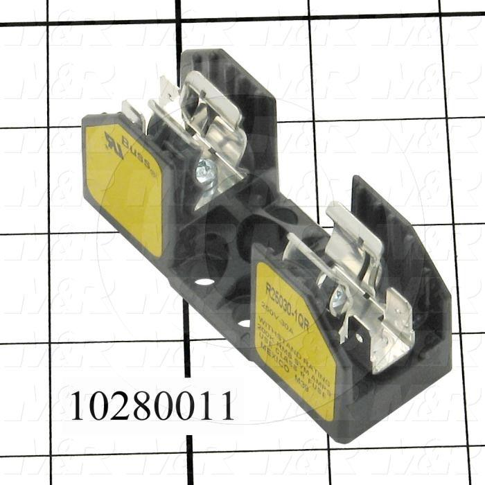 Fuse Holder, 1 Pole, Class R