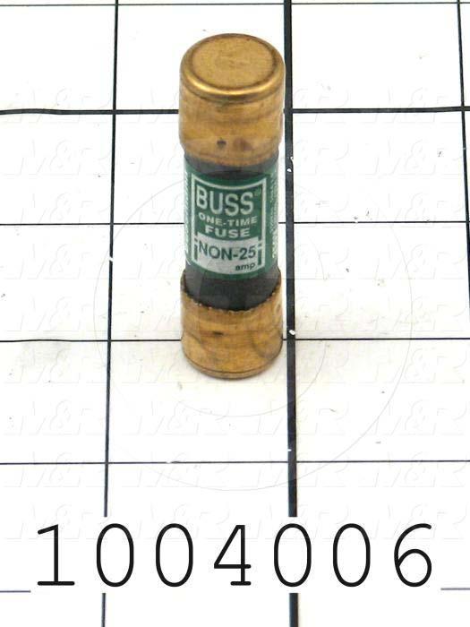Fuse, K5, 250VAC, 25A