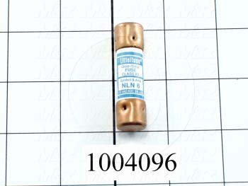 Fuse, K5, 250VAC, 6A, Fast Acting