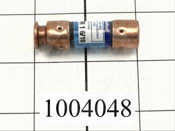 Fuse, RK5, 250VAC, 1.6A, Time Delayed