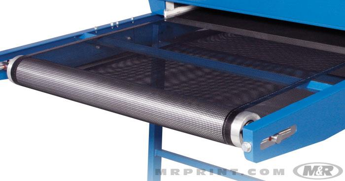 Fusion Electric Screen Printing Conveyor Dryer Textile