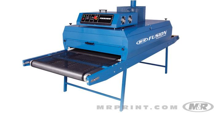 Fusion Electric Screen Printing Conveyor Dryer