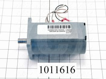 """Gearmotors, Type In-Line Offset, Type of Gears Helical, Ratio 25:1, Output Type Output Shaft (Single), Output Diameter 1/2"""", Output Torque 24 in-lbs, Output Rpm 72 rpm"""