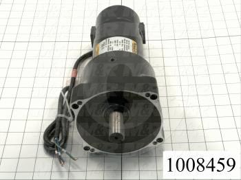 "Gearmotors, Type Parallel Shaft, Type of Gears Helical, Ratio 60:1, Output Type Output Shaft (Single), Output Diameter 3/4"", Output Torque 280 in-lbs, Output Rpm 42 rpm"