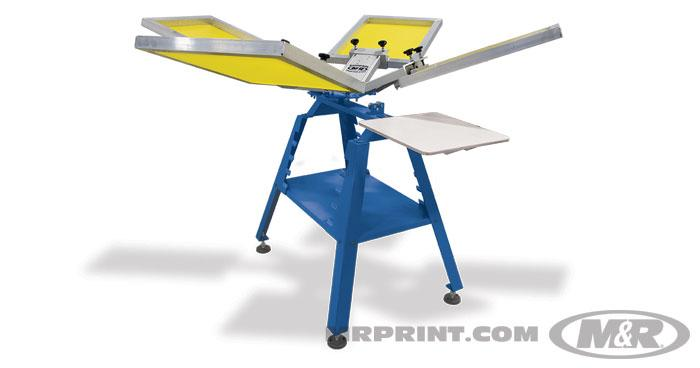 GENESIS™ Manual Screen Printing Press