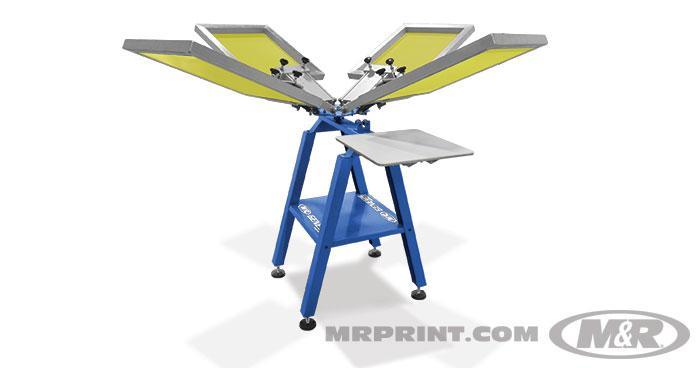 GENESIS™ Manual Screen Printing Press
