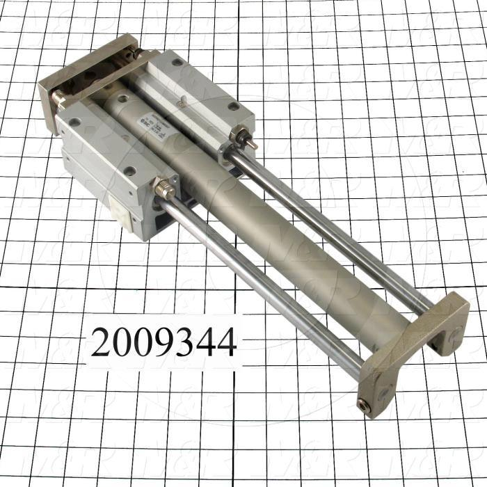 Guided Air Actuator, Slide Bearing Style, 32 mm Bore Size, 300 mm Stroke, With Auto Switch Auto Switch