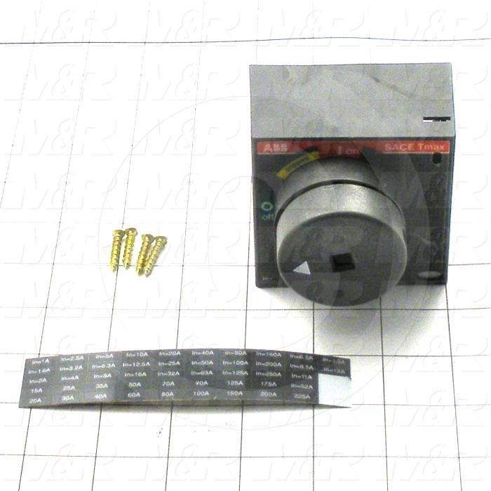 Handle, Handle Mechanism, For T3 Circuit Breakers