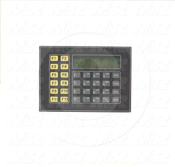 "HMI Panel, 3.5"", Monochrome, 24V"
