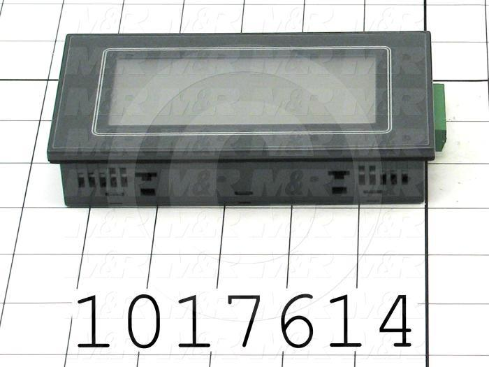 HMI Panel, GT02 Series, 128x64, Touch Screen, 3 Colors, 5VDC, RS232C