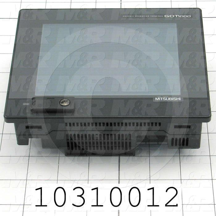 "HMI Panel, GT11 Series, 5.7"", Touch Screen, Monochrome, 24VDC, RS232, RS422"