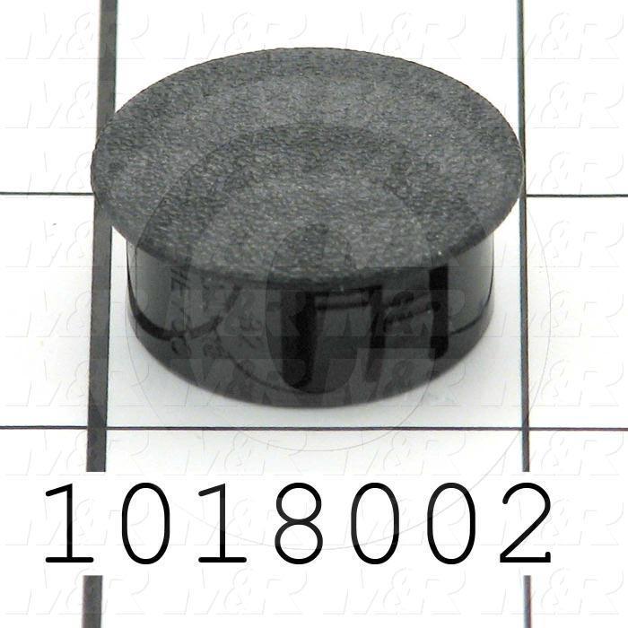 """Hole Plug, Dome, 0.875"""""""