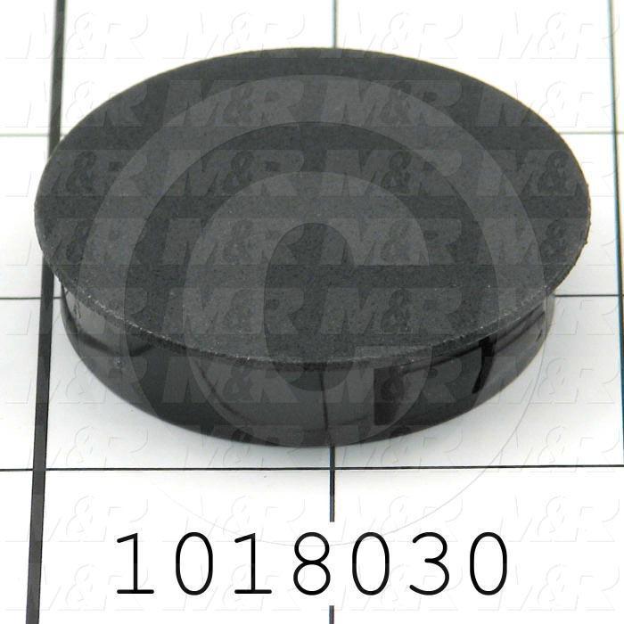 """Hole Plug, Dome, 1.75"""""""