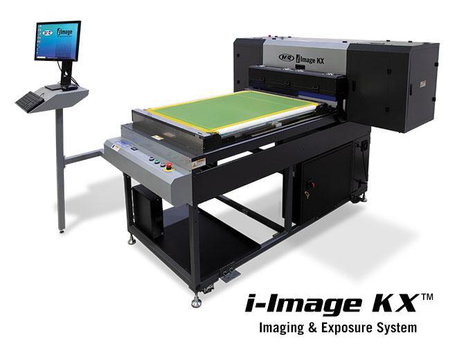 Screen Printing Equipment :: M&R :: NuArc :: Amscomatic