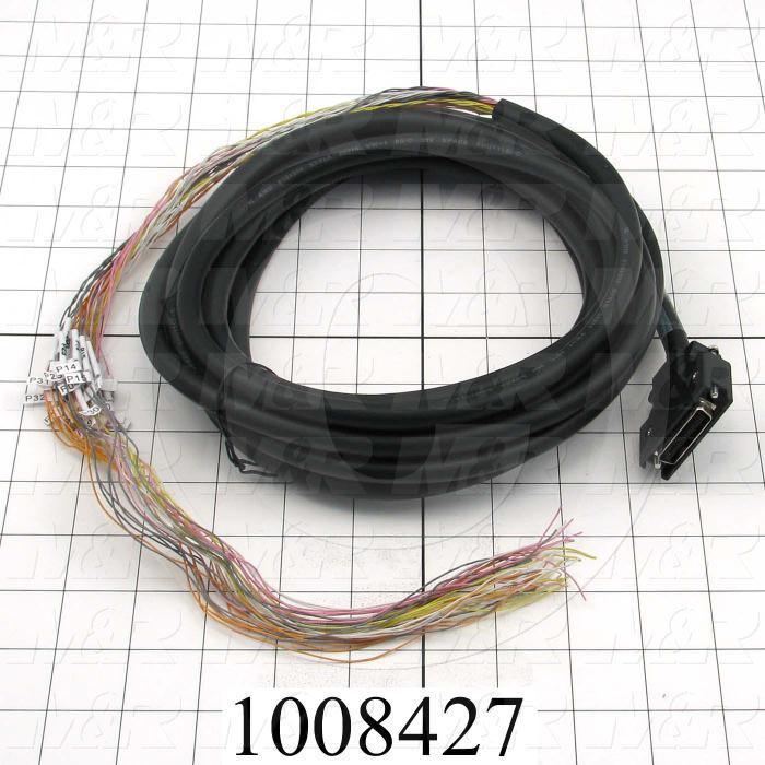 I/O Cable, 5m, For Pan. Servo