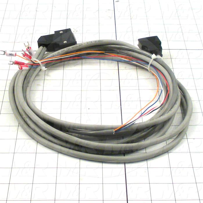 I/O Cable, For CH2, Terminator, TakeOff