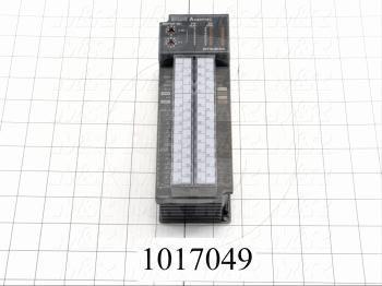 I/O Module, 16 Inputs, DC, 16 Outputs, Relay, 8 COM