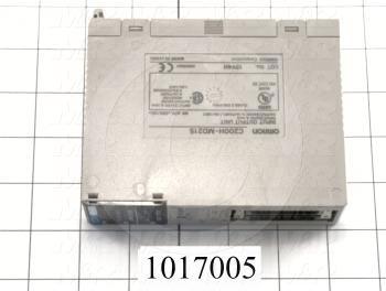 I/O Module, 24VDC, 0.18A