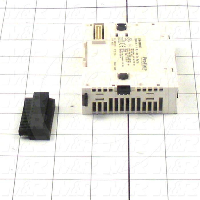 I/O Module, 4 Inputs, 4 Outputs