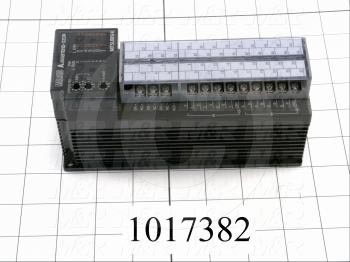 I/O Module, CCLink, 16 Inputs, DC, 16 Outputs, Relay