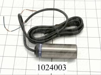 Inductive Proximity Switch, 110/120VAC, 350mA