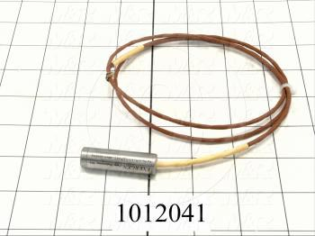 Infrared Sensor, 280-370ºF (140-190ºC), K Thermocouple Output