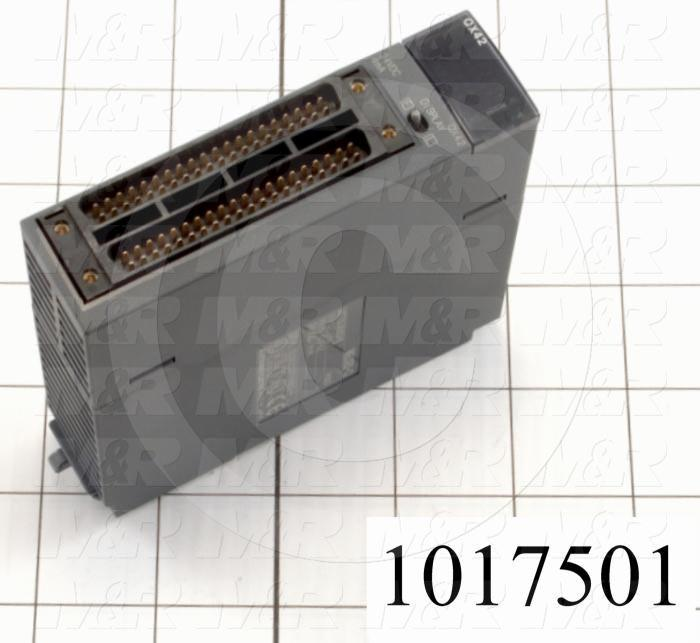 Input Module, HD-Input, 64 Inputs, Q Series, 24VDC, 4mA, Positive Common