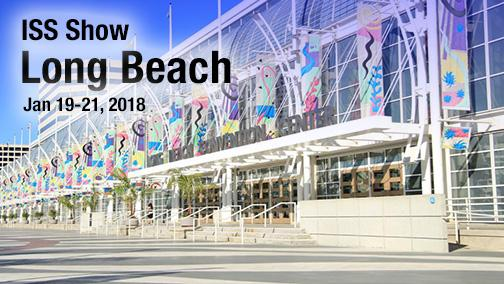 ISS Long Beach is M&R's largest show on the West Coast and will be packed with cutting-edge equipment.