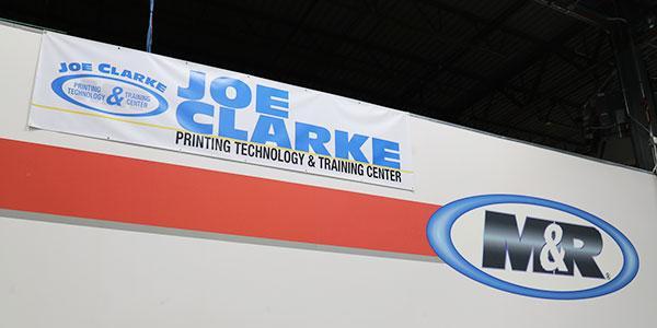 Joe Clarke Printing Technology & Training Center