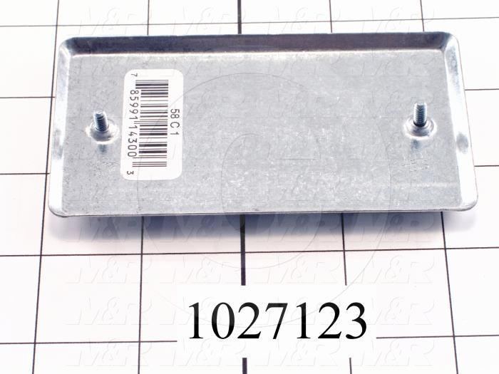 """Junction Box, 4"""" Square"""