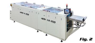M&R K-950 Automatic Folder
