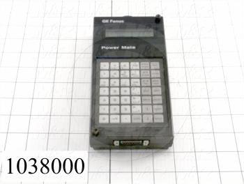 Keypads, Fanuc Servo Drive, with Led Display