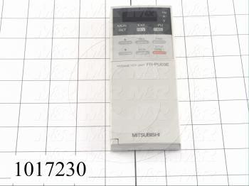 Keypads, FR-A Series Drive, Parameter Unit