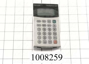 Keypads, FR-E Series Drive, Parameter Unit